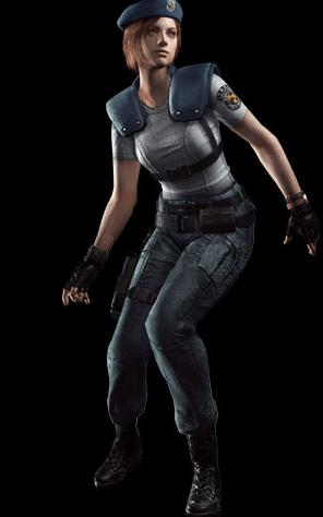 Jill Character Reference