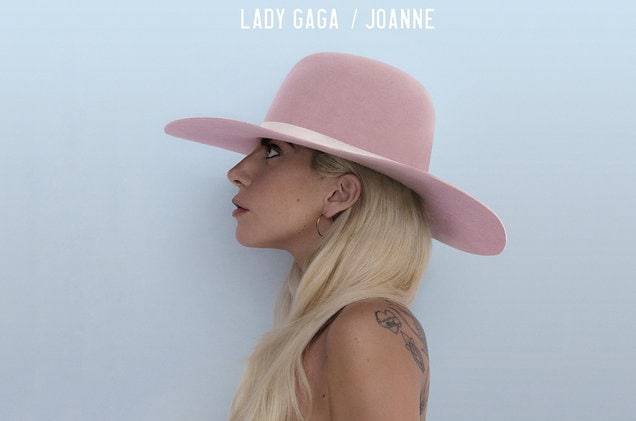 lady gaga joanne album cover