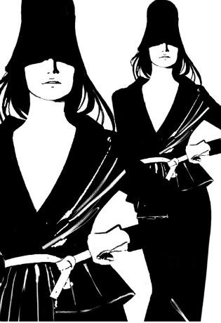 Judith van den hoek illustration
