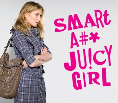 Juicy Couture Back to School Ad