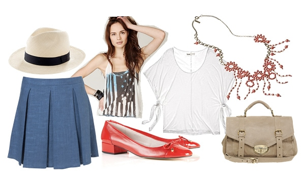 4th of July Outfit 3