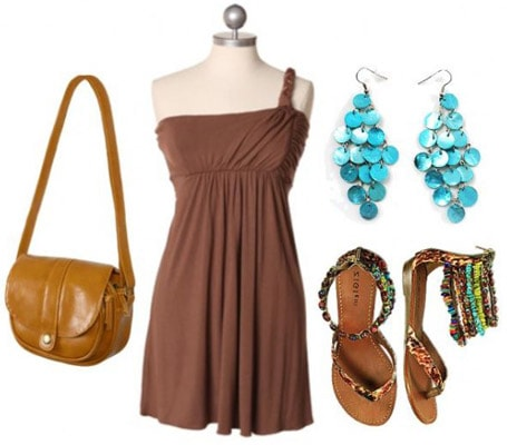Jungle chic outfit inspired by Jane from Disney's Tarzan