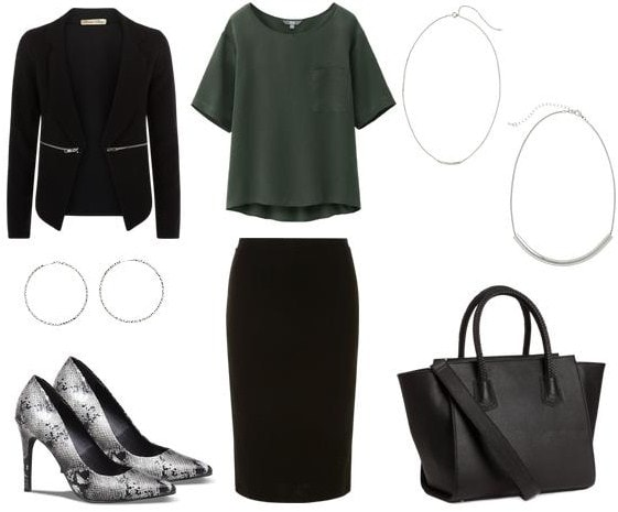 Jury outfit two