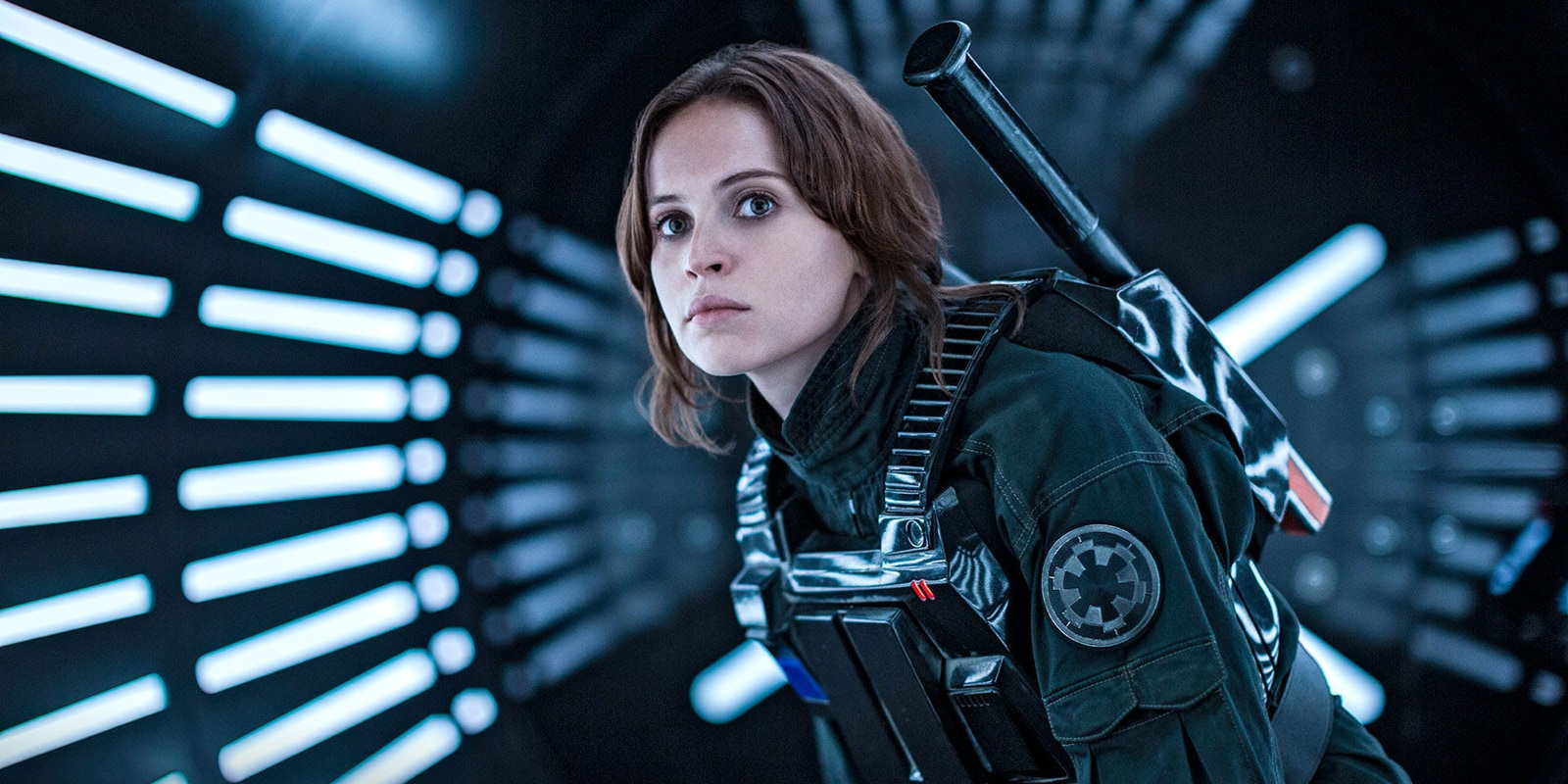 Jyn Erso from Rogue One