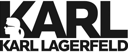 Karl Karl Lagerfeld line logo