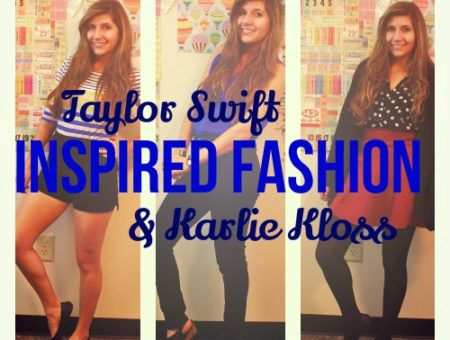 Karlie kloss and taylor swift inspired fashion