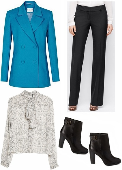 Kate Beckett outfit
