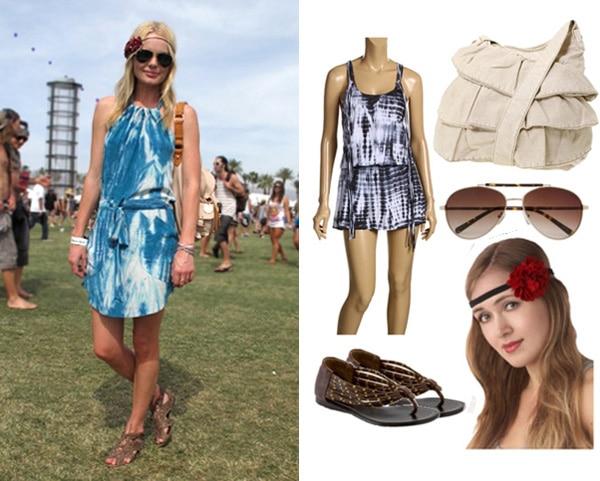 Kate Bosworth at Coachella 2010
