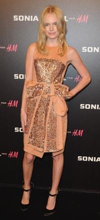 Kate Bosworth Oversized Bow Sonia Rykiel