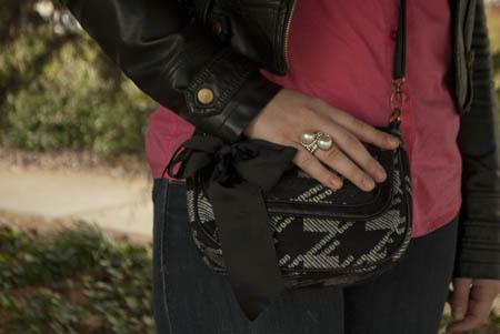 Kate - Handbag and Ring