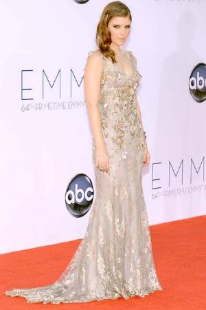 Kate Mara in Badgley Mishka at 2012 Emmy Awards