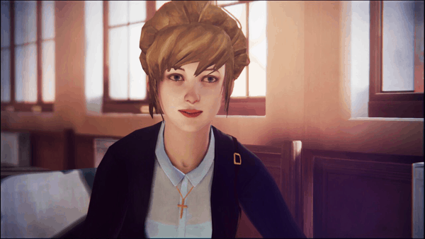 Kate Marsh from the Life is Strange video game