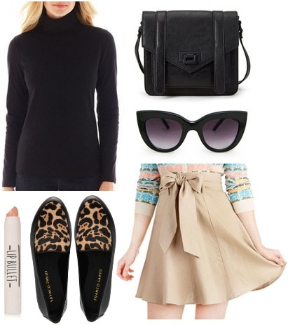 Kate spade fall 2014 inspired outfit 1