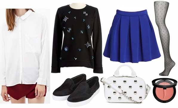 Kate spade fall 2014 inspired outfit 2