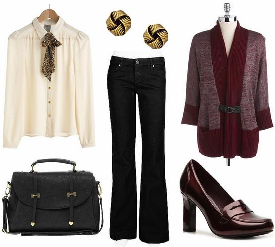 Katharine Hepburn Inspired Outfit 2