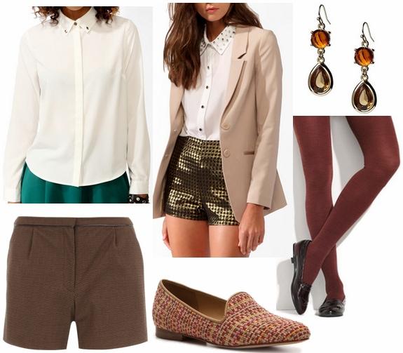 Katharine Hepburn Inspired Outfit 3