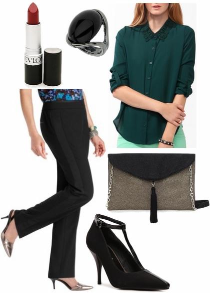 Katharine Hepburn Inspired Outfit 4