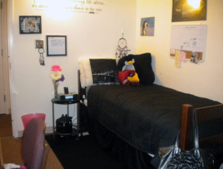 Kayla's Room at the University of South Carolina