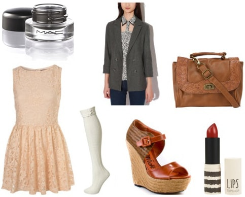 Outfit inspired by Keiko Lynn
