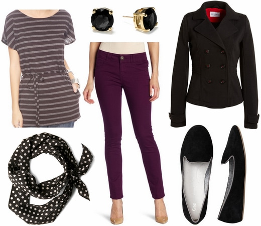 Kelly Wearstler Fall 2012 RTW Inspired Outfit 2