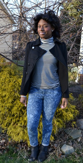 Kent state student fashion