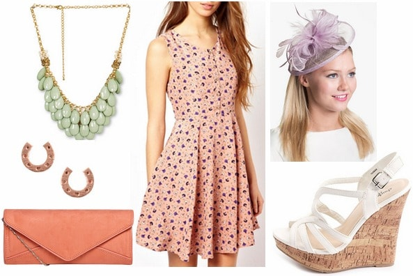 Kentucky derby inspired outfit 2