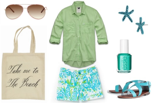 Key West Resort Outfit 1