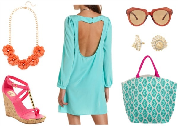 Key West Resort Outfit 2