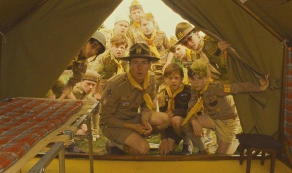 Khaki Scouts- Moonrise Kingdom