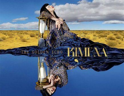 Kimbra the golden echo album cover