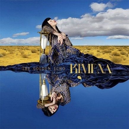Kimbra the golden echo album cover