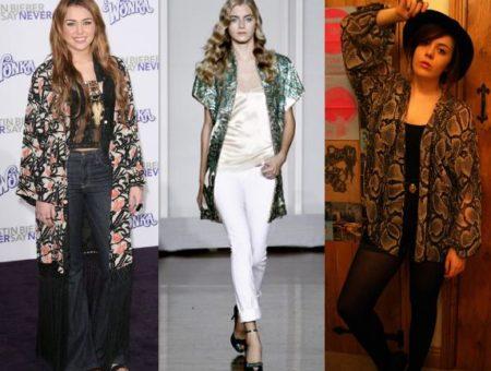 Kimono Jacket Trend