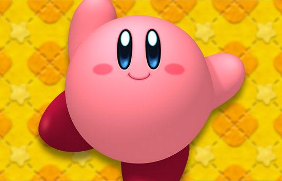 kirby video game screenshot