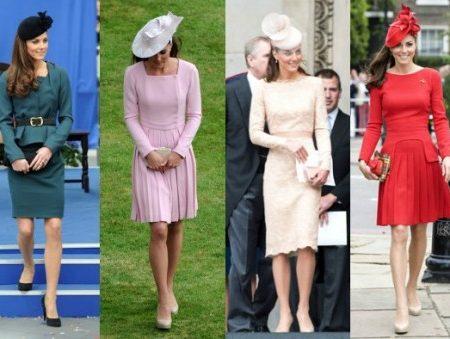 Kate Middleton Diamond Jubilee outfits