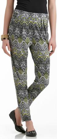 Kmart knit harem pants