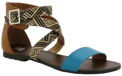 Kmart printed flat sandals