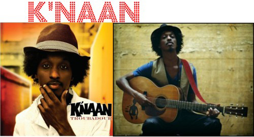 K'naan music