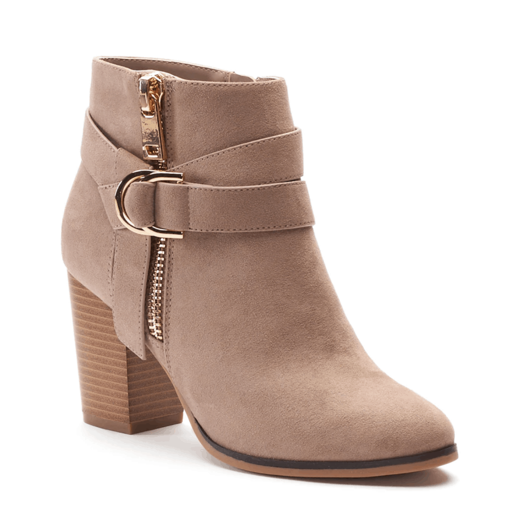 Kohl's ankle booties