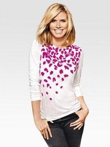 Michael Kors Shirt for Saks For Women's Cancer Awareness