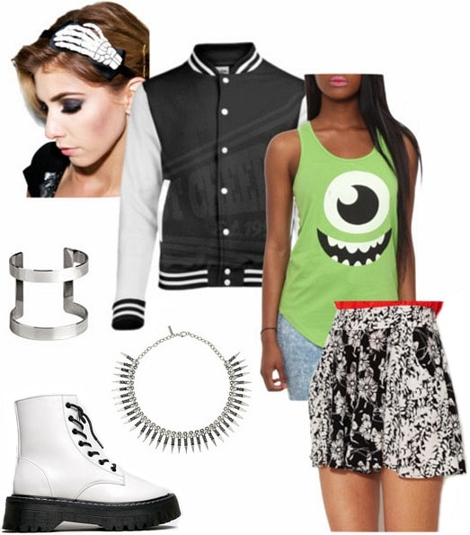 Kpop fashion for college girls