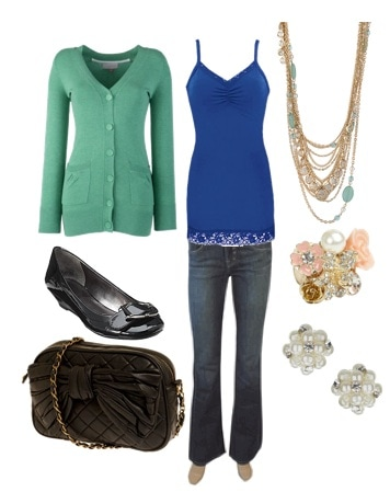 Kristina Davis Outfit 1