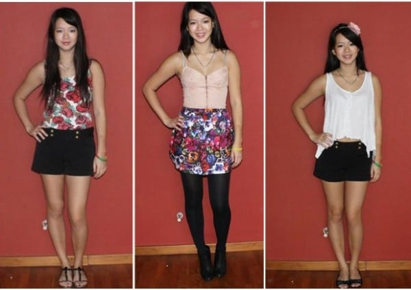 Kylie, our street style fashionista from Laselle College of the Arts