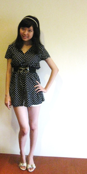 Looks on Campus - Nora, college fashionista from Binghamton University