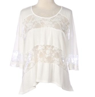lace-panel-tee