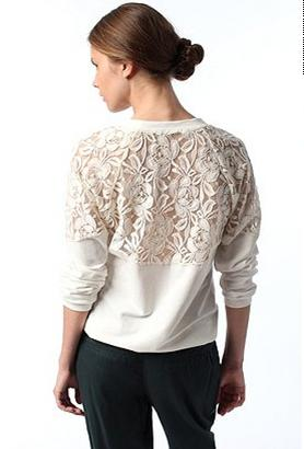 Lace Sweater 4