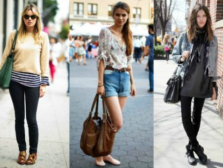 Laid back fashion forward outfits