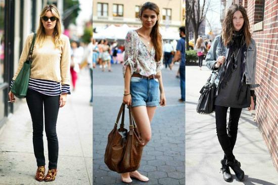 Laid back fashion forward outfits