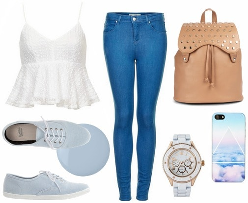 Lana Del Rey Shades of Cool inspired outfit