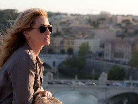 Julia Roberts in Eat, Pray, Love