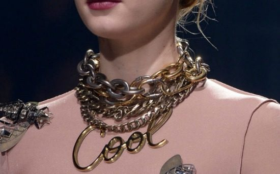 Lanvin fall 2013 jewelry